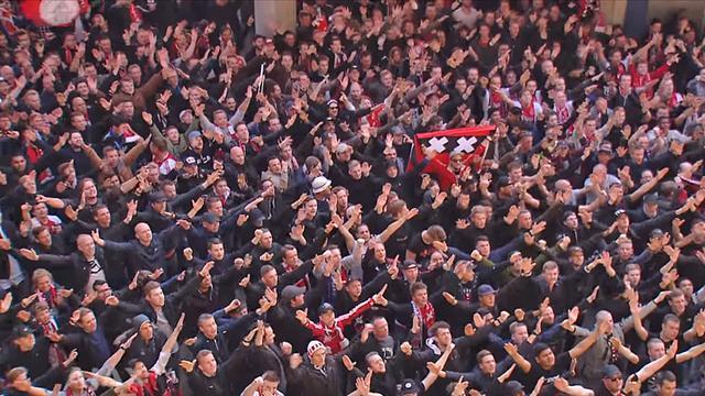 Politie Stockholm neemt maatregelen tegen voetbalsupporters
