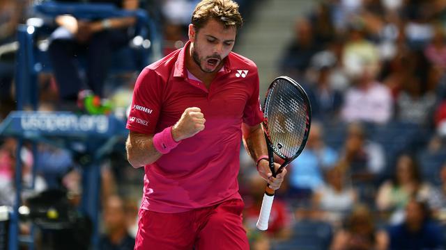 Murray, Wawrinka en Nishikori dringen door tot tweede ronde US Open