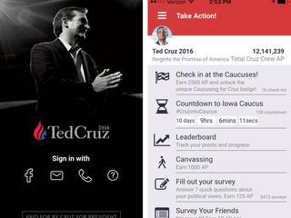 App stuurt op grote schaal persoonlijke gegevens door naar campagneteam