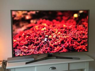 Televisie heeft betere kleuren en hoog contrast, maar ook problemen