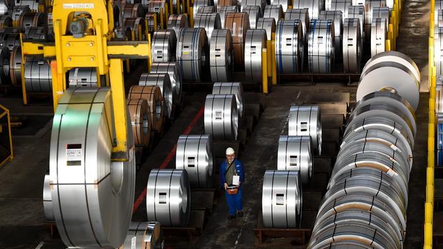 Staalreus ThyssenKrupp verlaagt winstverwachting