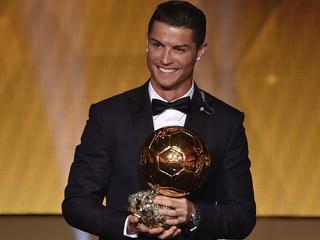 Ronaldo troefde Messi in laatste twee jaar af in strijd om 'Ballon d'Or'
