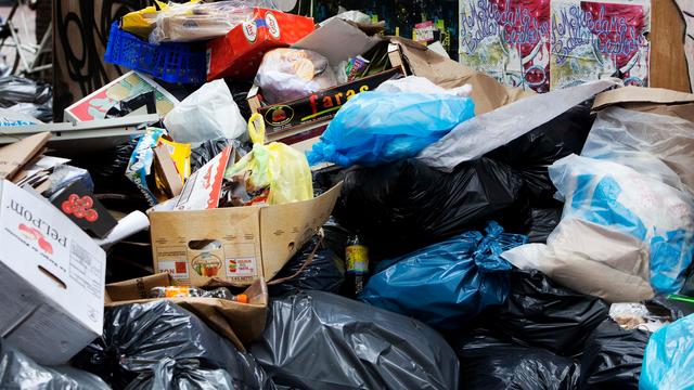 Rondslingerend afval komt Bergenaar duur te staan