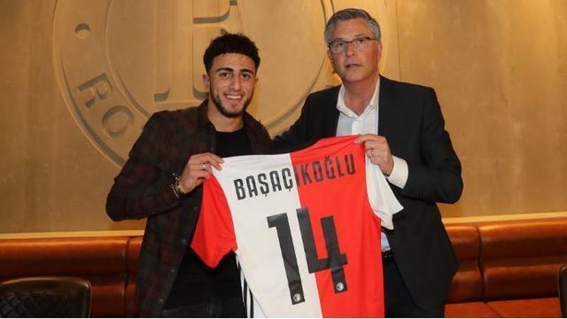 Feyenoord verlengt contract Basaçikoglu tot medio 2020