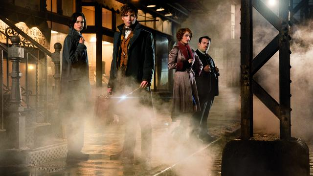 Recensieoverzicht: Potter spin-off Fantastic Beasts is 'heerlijke chaos'