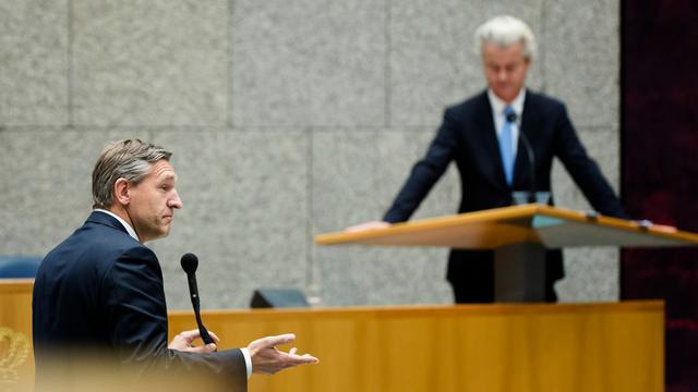 Buma wil dat kabinet verlies accepteert over Oekraïnereferendum