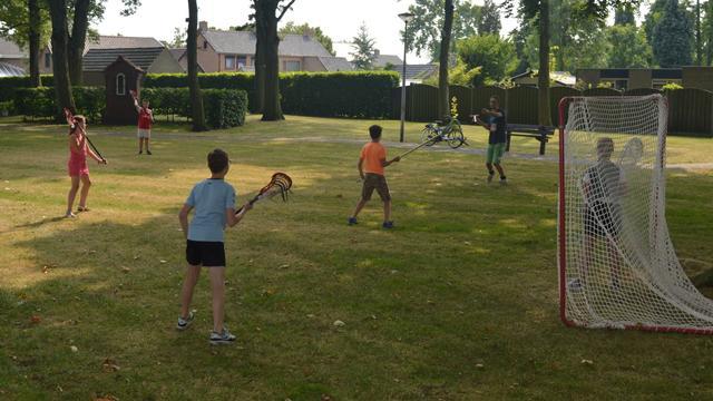 Ossendrecht Ogers klaar voor eerste lacrossetoernooi