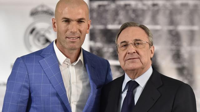 Real Madrid ontslaat Benitez en stelt Zidane aan als opvolger