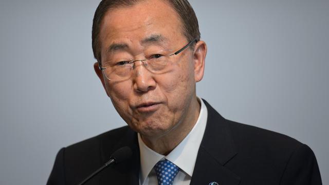 Ban Ki-Moon plant bezoek aan Noord-Korea