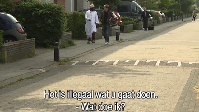 Geen excuses Undercover in Nederland voor Leidse moskee