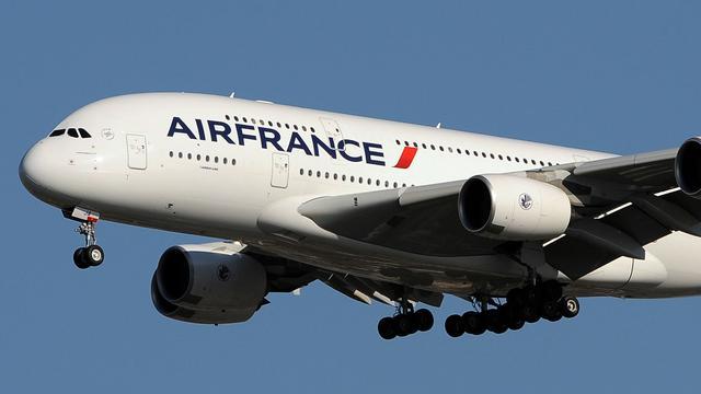 Staking Air France van invloed op minder dan 10 procent van vluchten