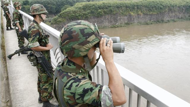Meer Noord-Koreanen vluchten naar Zuid-Korea