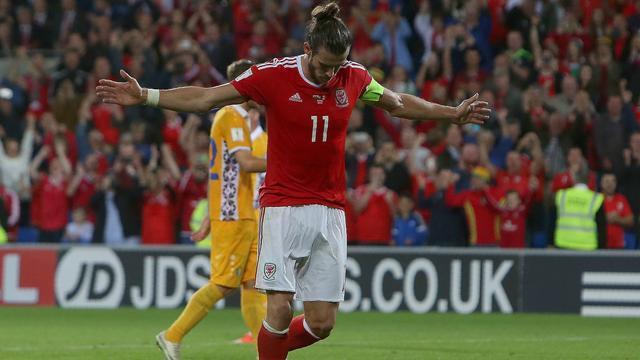 Wales wint ruim in WK-kwalificatie, gelijkspel Kosovo bij primeur