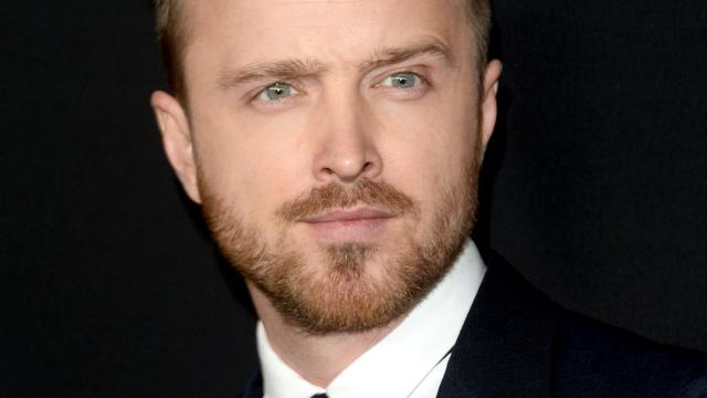 Aaron Paul nam rekwisieten van set Breaking Bad mee
