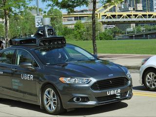 Moederbedrijf Google heeft Uber aangeklaagd