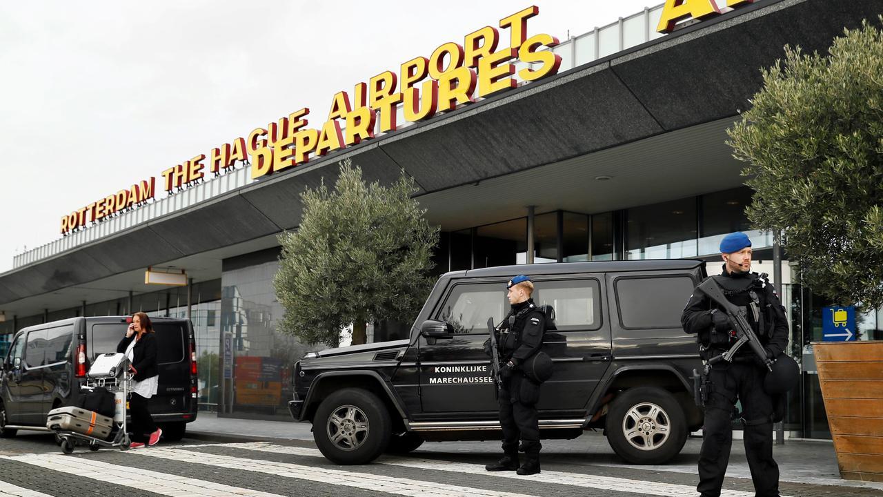 Verdachte dreiging Rotterdam Airport zit nog vast