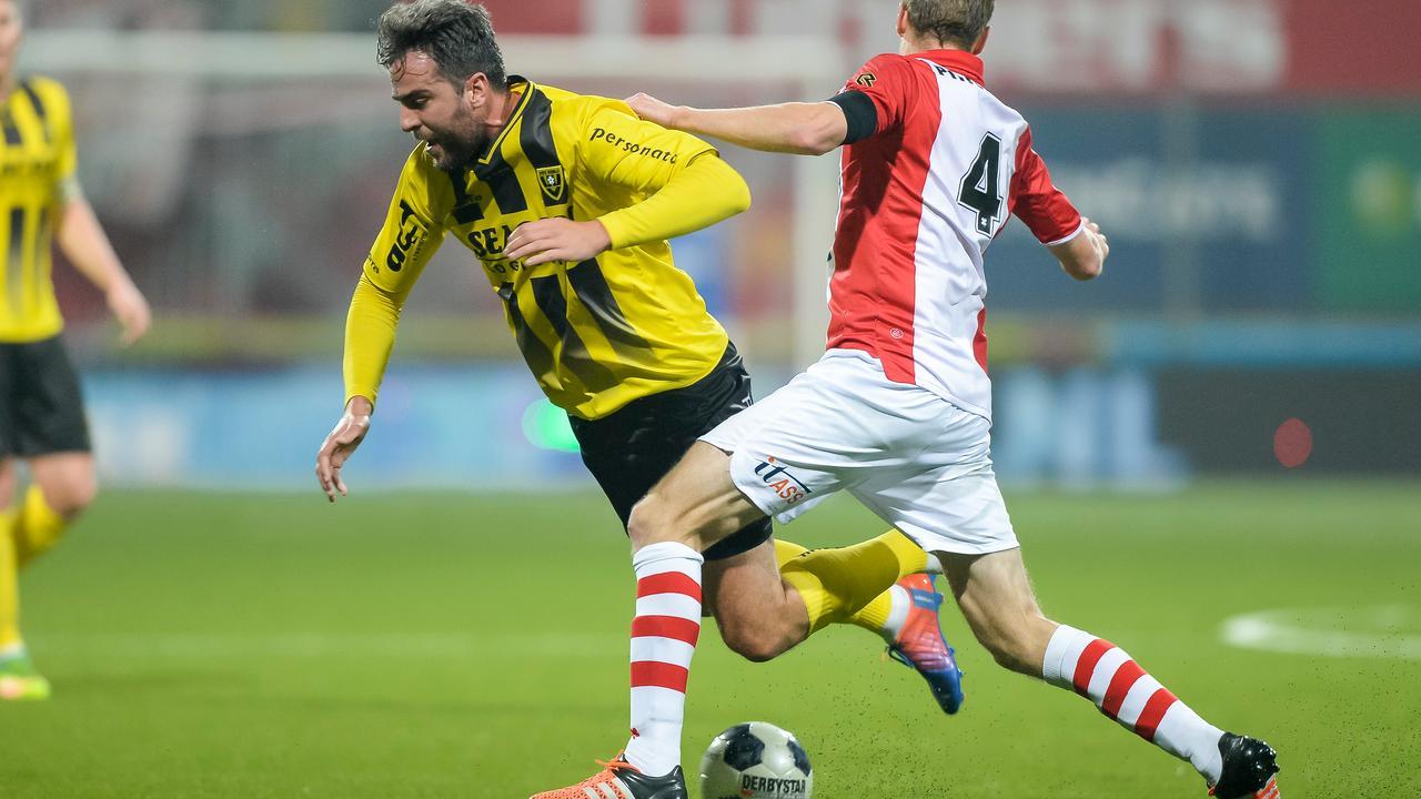 Samenvatting FC Emmen-VVV-Venlo (1-2)