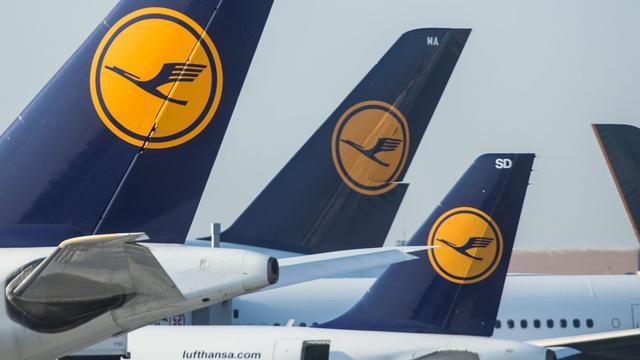 Lufthansa verwacht hogere winst in 2016