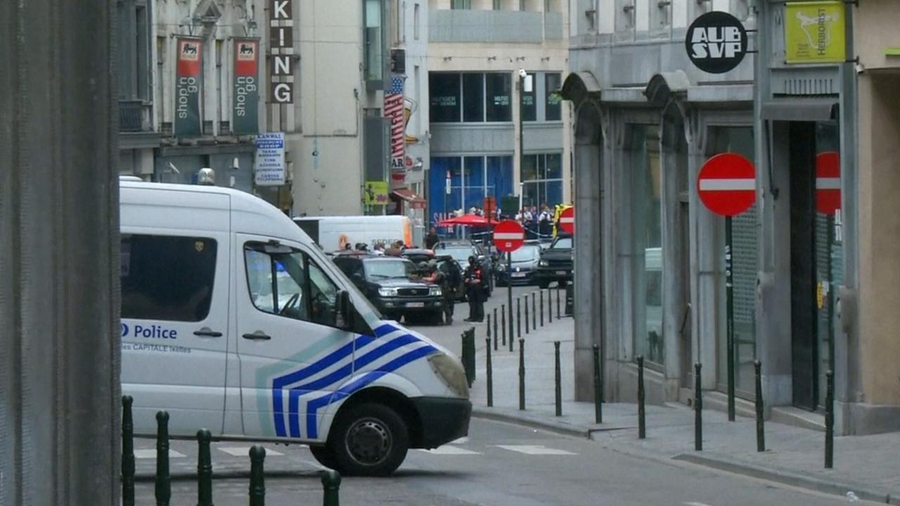 Wijk Brussel ontruimd om verdacht persoon