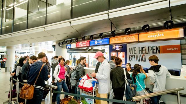 'Stakingen piloten easyJet raken ruim 4.000 passagiers'