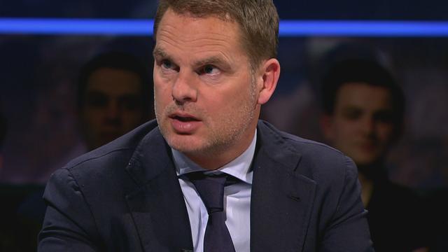 Frank de Boer: 'Premier League heeft mijn voorkeur'