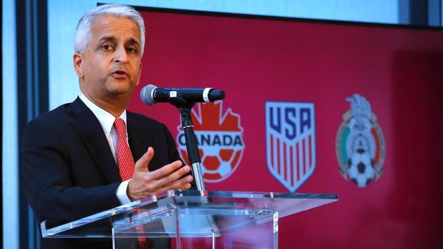 VS, Canada en Mexico bevestigen gezamenlijk bid voor WK voetbal 2026