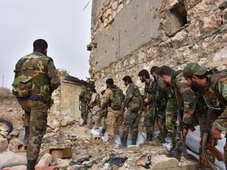 Gebied van rebellen volledig in handen krijgen is belangrijk doel van Assad