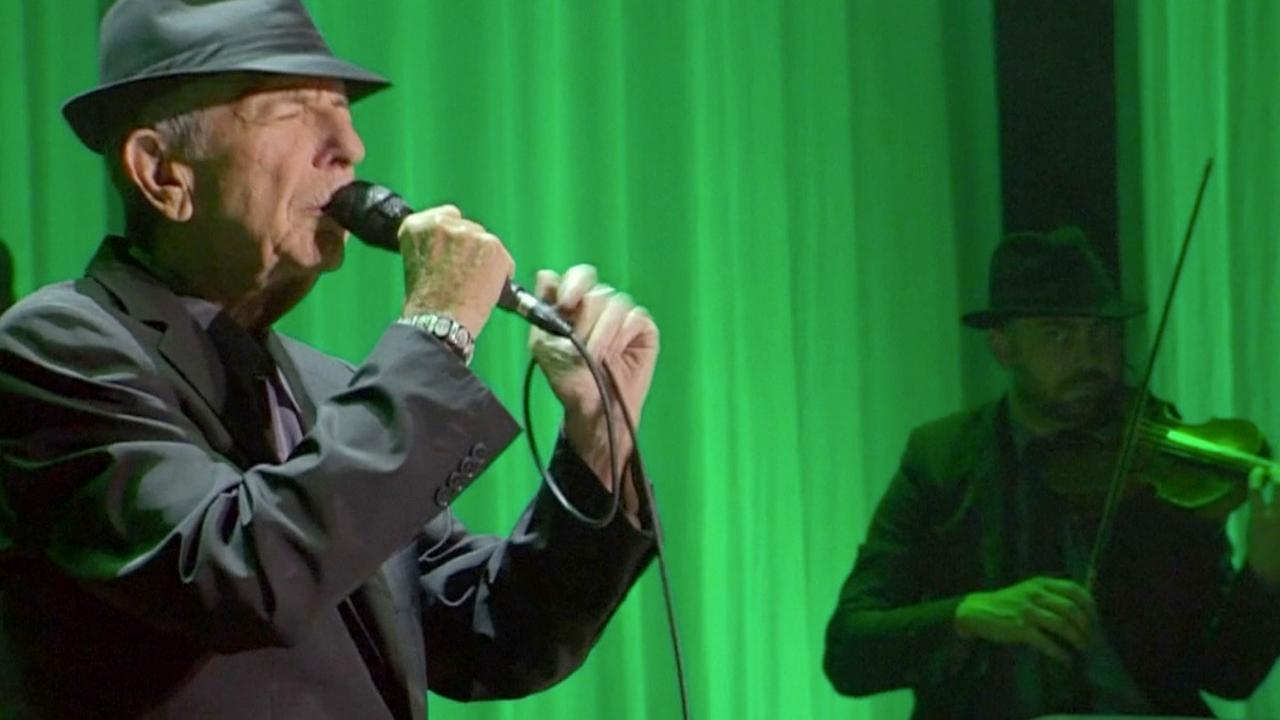 Zanger en dichter Leonard Cohen op 82-jarige leeftijd overleden