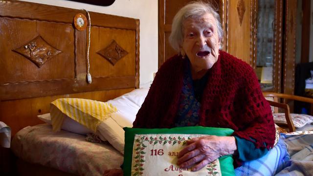 Oudste persoon ter wereld viert 117e verjaardag