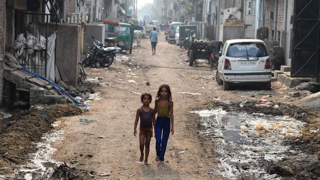 VN waarschuwt dat 300 miljoen kinderen giftige lucht inademen