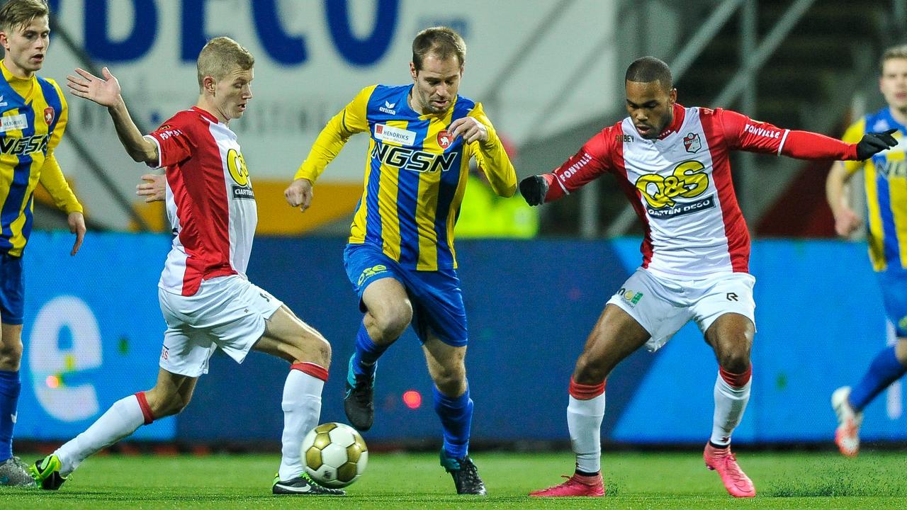 Samenvatting FC Emmen-FC Oss