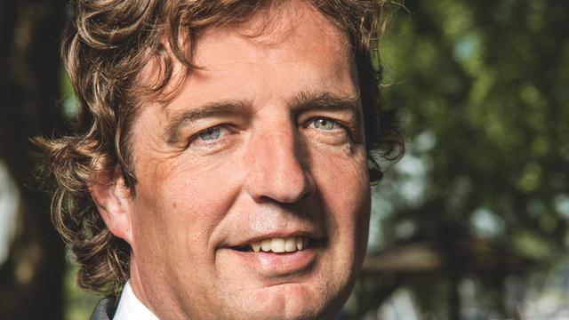Burgemeester van Goes René Verhulst naar Ede