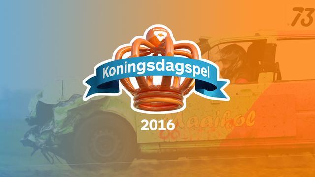 Auto Rodeo genomineerd voor 'Koningsdagspel 2016'