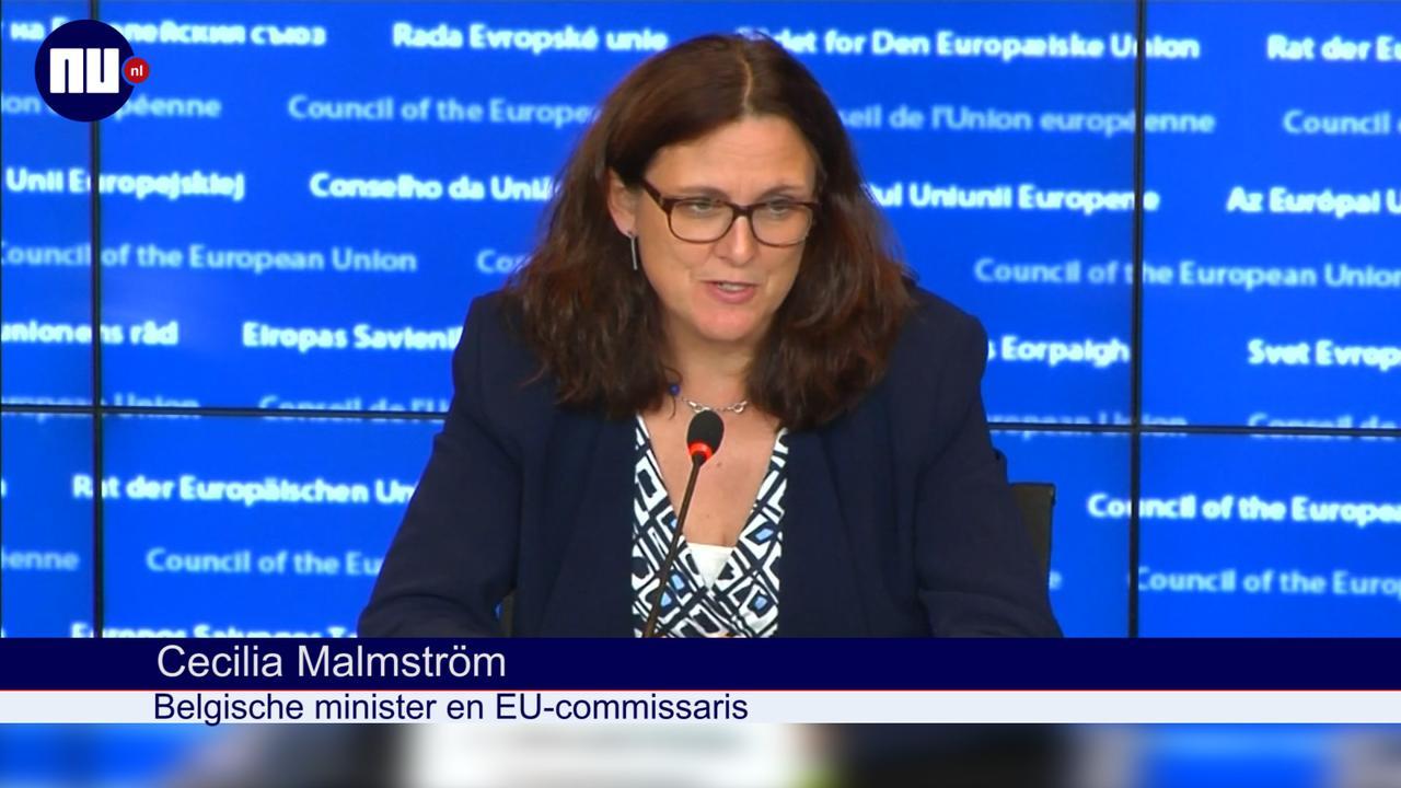 Nog hoop op samenwerking België voor CETA