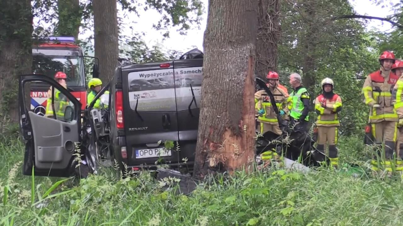 Zeven zwaargewonden bij ongeval met busje
