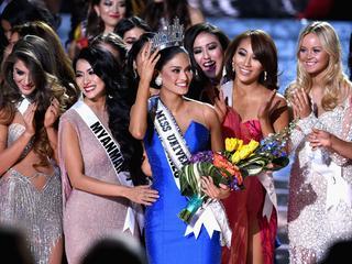 Miss Colombia moet kroon afstaan aan Miss Filipijnen