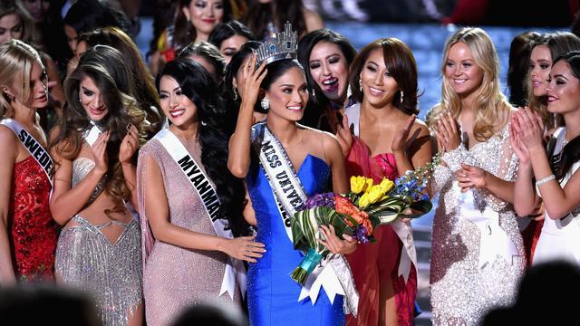 Presentator kondigt verkeerde winnares aan als Miss Universe