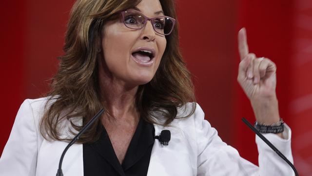 'Sarah Palin wordt volgende Judge Judy'