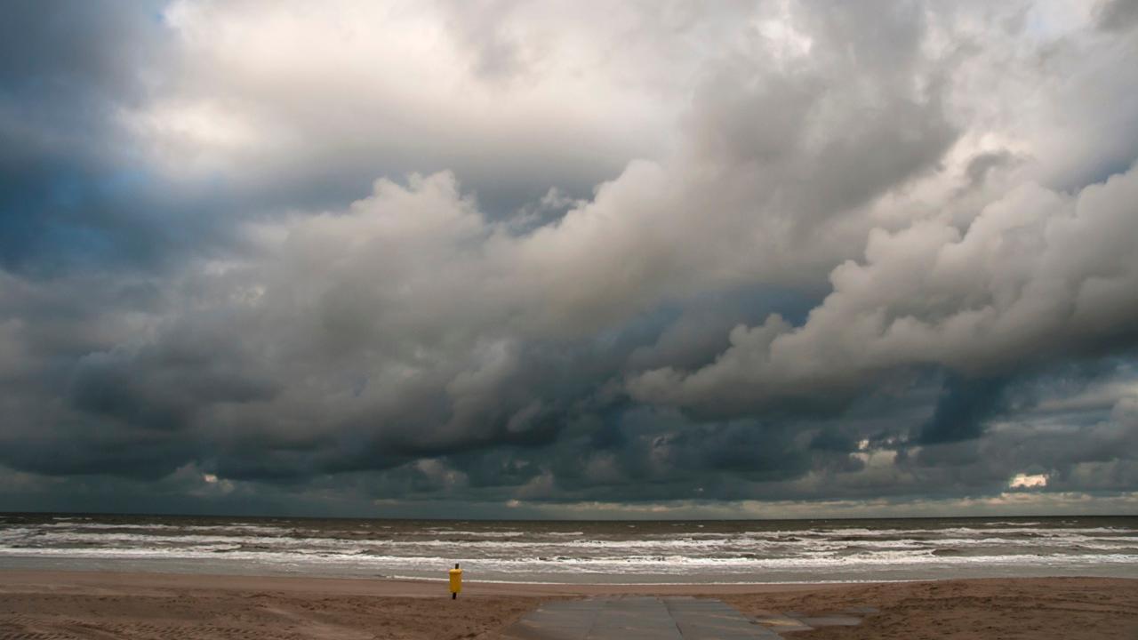 Het weerbericht: Veel regen
