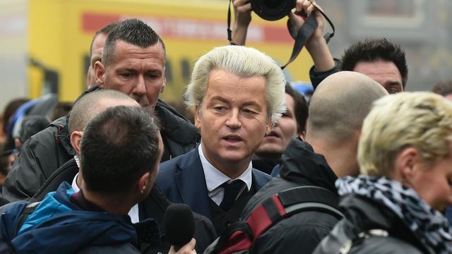 Beveiliger Wilders niet verdacht van lekken naar criminele organisatie