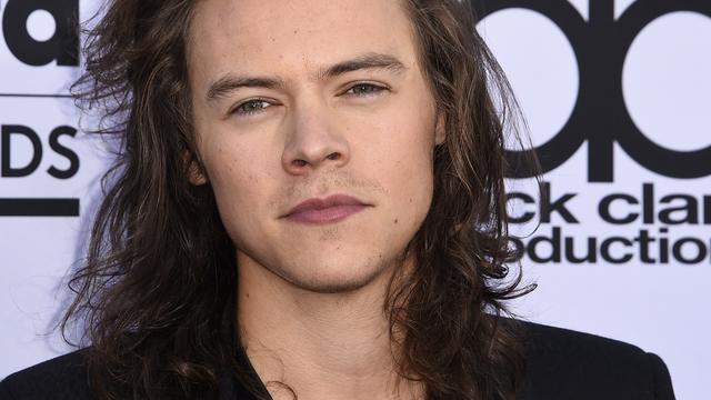 'Harry Styles tekent platendeal bij Columbia Record'