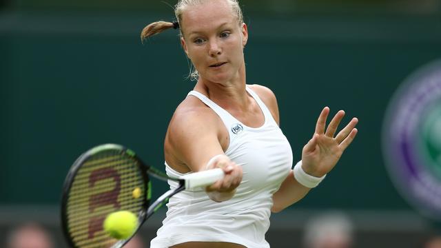 Olympisch duo Bertens/Rojer uitgeschakeld op Wimbledon