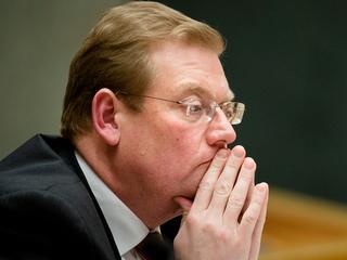 Minister zou bovendien privacy van Van der Graaf hebben geschonden