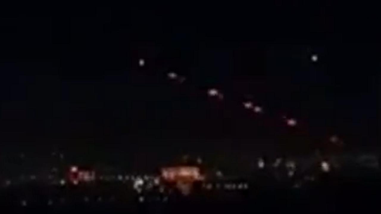 Schietpartijen in straten en vanuit de lucht in Turkije