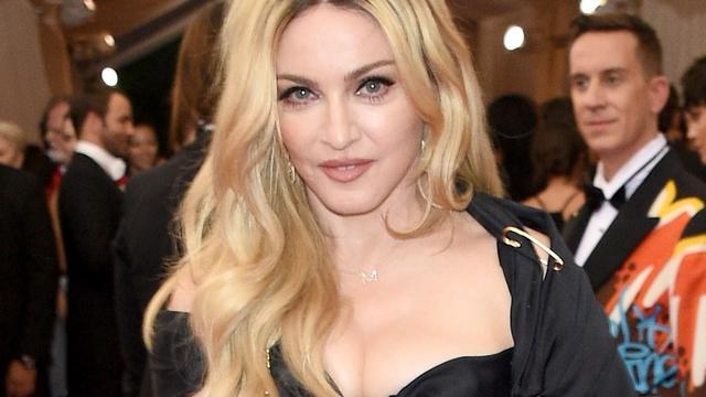 Madonna verklaart Sean Penn de liefde