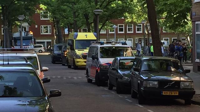 'Van der Laan legt doelwit aanslagen Rivierenbuurt gebiedsverbod op'