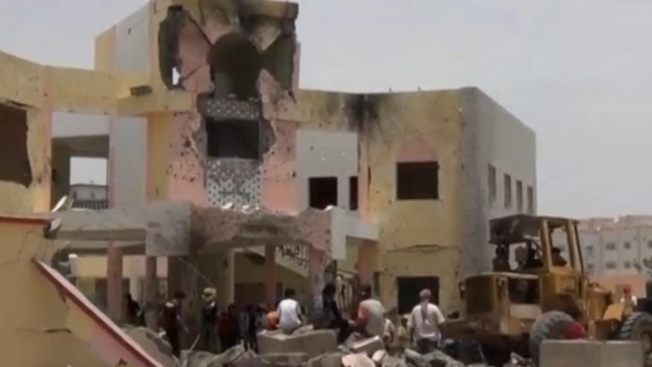 Ruim vijftig doden bij aanslag op basis militie in Jemen