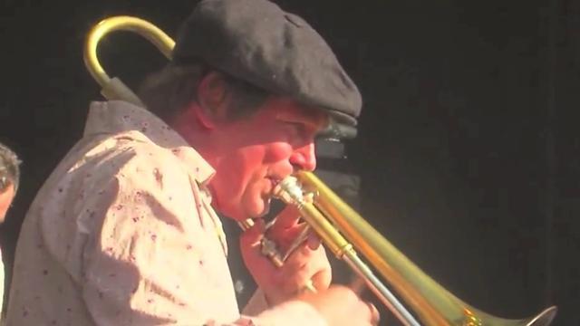 Amsterdam Klezmer Band op Sziget