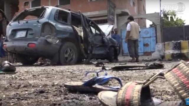 Tientallen doden door zelfmoordaanslagen Jemen