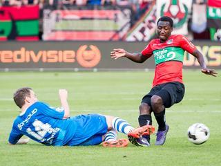 Menig en Ofosu zorgen voor 1-1 eindstand in de Goffert